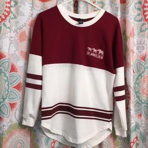 Rue 21 Love Wander Dream Sweatshirt